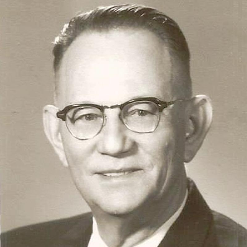 Rev. Leonard David Carmack 1906 – 1997